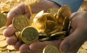 Il prezzo dell'oro in netto calo. Quale è la situazione attuale